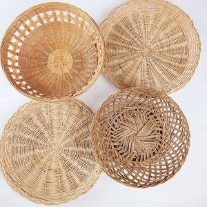 《Vintage》 boho basket wall